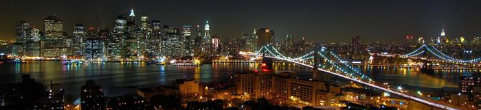 New York City Horizont